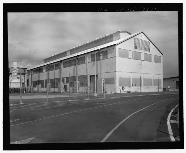 U.S. Naval Base, Pearl Harbor, Heavy Materials Storehouse, Second Street near Avenue C intersection, Pearl City, Honolulu County, HI
