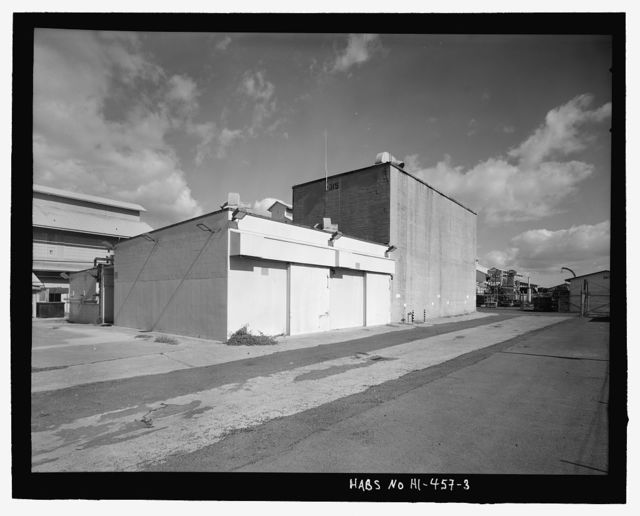 U.S. Naval Base, Pearl Harbor, Industrial X-Ray Building, Off Sixth Street, adjacent to and south of Facility No. 11, Pearl City, Honolulu County, HI