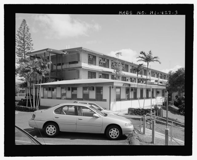 U.S. Naval Base, Pearl Harbor, Joint Intelligence Center, Makalapa Drive in Makalapa Administration Area, Pearl City, Honolulu County, HI