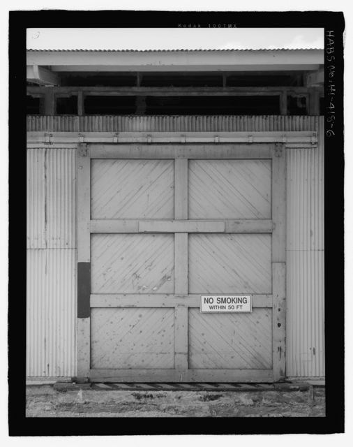 U.S. Naval Base, Pearl Harbor, Naval Air Base Temporary Storehouse, Avoget Street and Ranger Loop, Pearl City, Honolulu County, HI