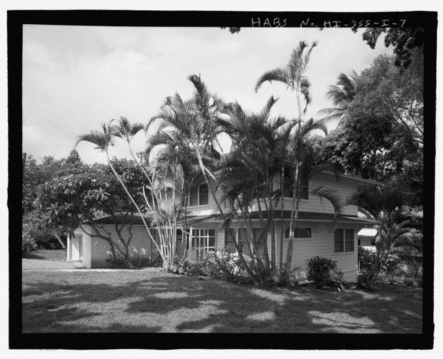 U.S. Naval Base, Pearl Harbor, Naval Housing Area Makalapa, Junior Officers' Quarters Type I, Halawa, Makalapa, & Midway Drives, & Betio & Makin Places, Pearl City, Honolulu County, HI