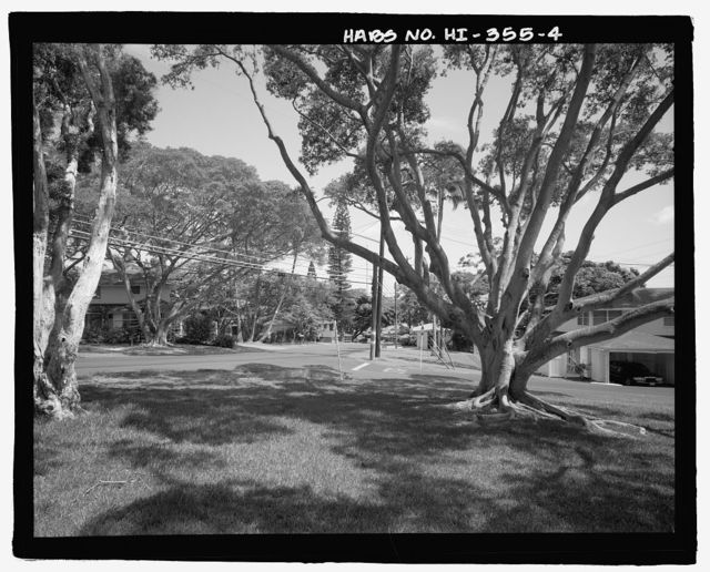 U.S. Naval Base, Pearl Harbor, Naval Housing Area Makalapa, Northeast of Kamehameha Highway & Radford Drive intersection, Pearl City, Honolulu County, HI