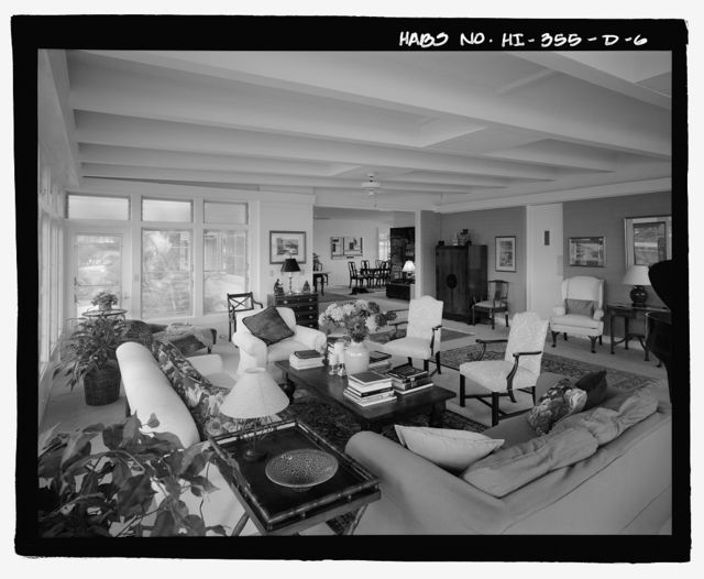 U.S. Naval Base, Pearl Harbor, Naval Housing Area Makalapa, Senior Officers' Quarters Type D, 29 Makalapa Drive, Pearl City, Honolulu County, HI