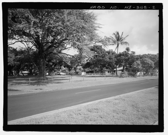 U.S. Naval Base, Pearl Harbor, Naval Housing Area Pearl City Peninsula, Bounded by Lanakila & Laniwai Avenues, Kaiapo Canal & shoreline, Pearl City, Honolulu County, HI