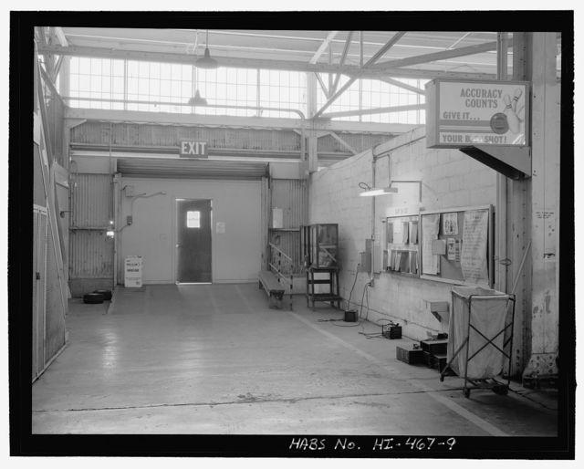 U.S. Naval Base, Pearl Harbor, One-Story Storehouse, Avenue A near Eighth Street intersection, Pearl City, Honolulu County, HI