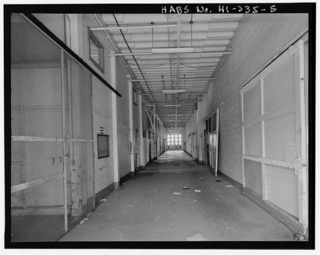 U.S. Naval Base, Pearl Harbor, Repair Shop Facility, Kuakua Avenue near Wharf S-20, Pearl City, Honolulu County, HI