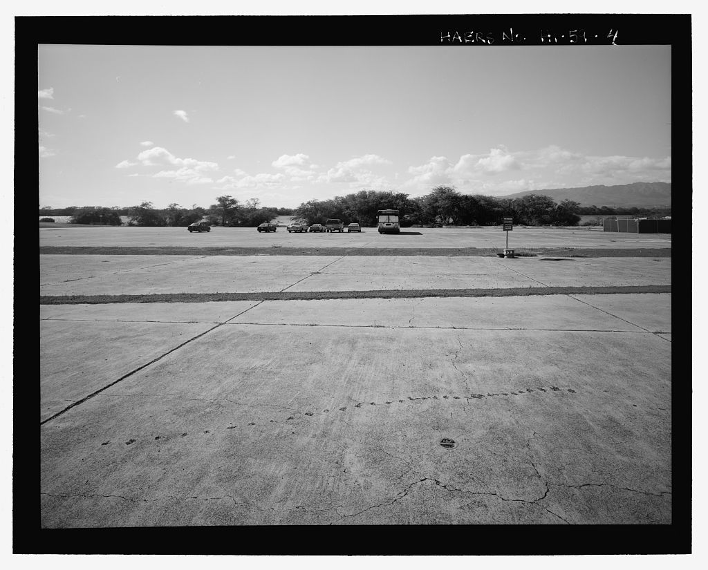 U.S. Naval Base, Pearl Harbor, Seaplane Ramps - World War II Type, Southwest and west shore of Ford Island, near Wasp Boulevard, Pearl City, Honolulu County, HI