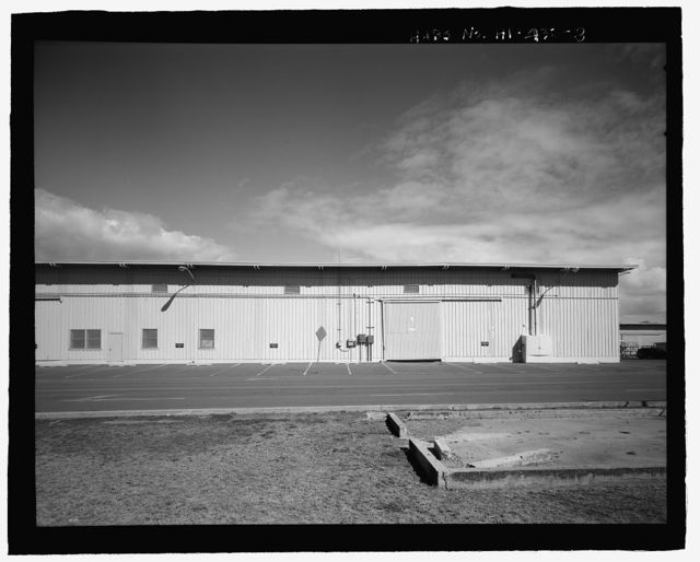 U.S. Naval Base, Pearl Harbor, Temporary Storehouses - 1943 Type, Between Neches and Neosho Avenues, at Utah Street, Pearl City, Honolulu County, HI