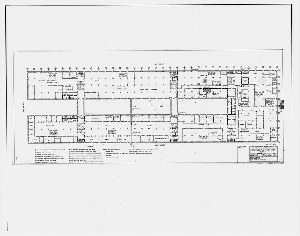 U.S. Navy Fleet Supply Base, Storehouse No. 1, 830 Third Avenue, Brooklyn, Kings County, NY