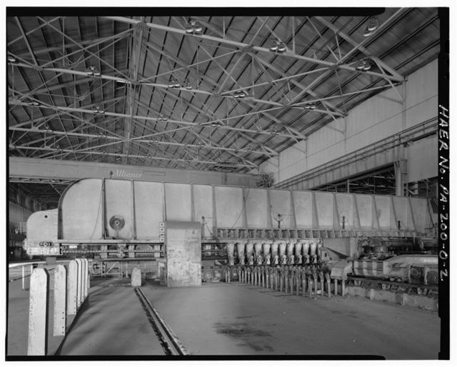 U.S. Steel Homestead Works, Stainless Steel Processing Plant, Along Monongahela River, Homestead, Allegheny County, PA