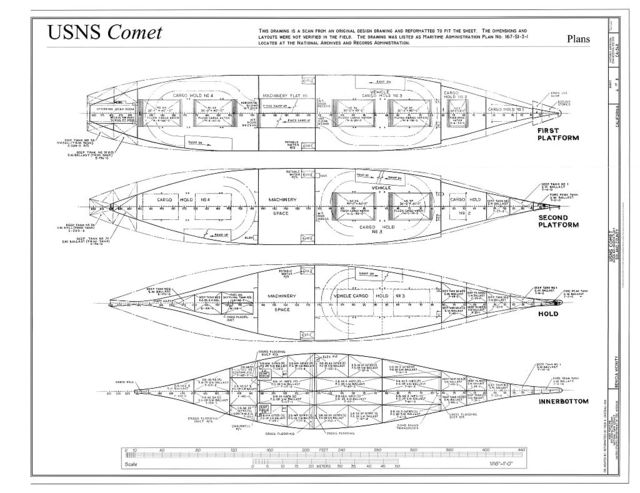 USNS Comet, Suisan Bay Reserve Fleet, Benicia, Solano County, CA