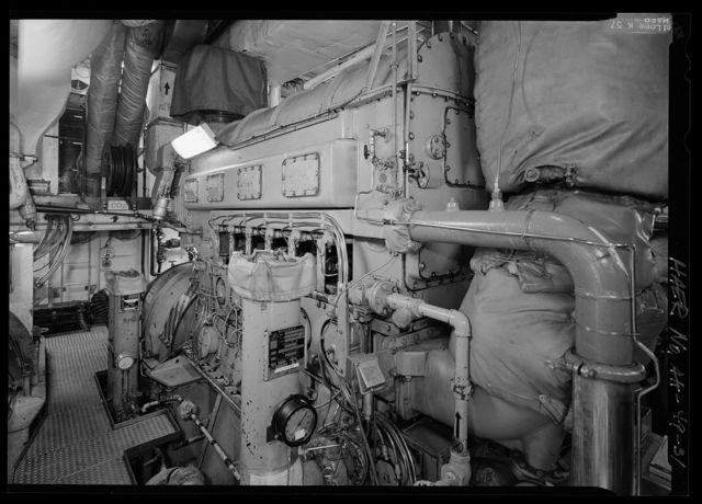 USS SHACKLE, ARS 9, Ketchikan, Ketchikan Gateway Borough, AK