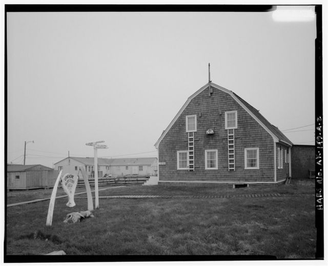 Utkeagvik Presbyterian Church, Manse, Building 1268, Momegana Street, Barrow, North Slope Borough, AK