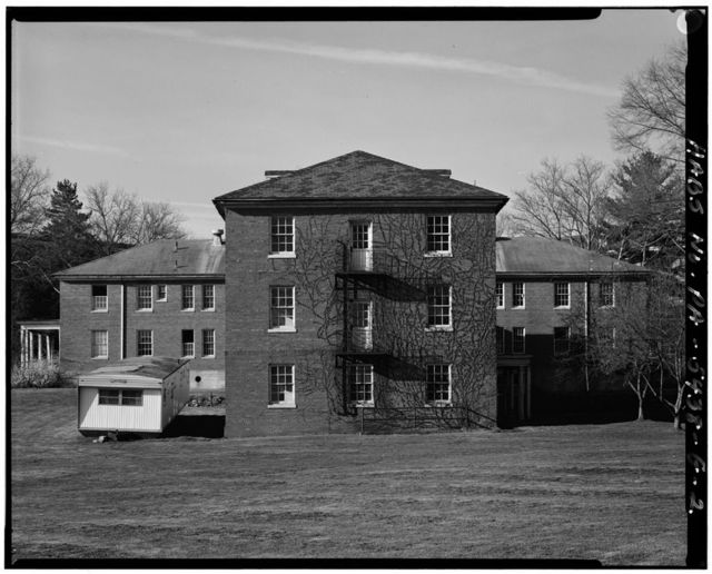 VA Medical Center, Aspinwall Division, Attendant's Quarters Annex, 5103 Delafield Avenue, Aspinwall, Allegheny County, PA