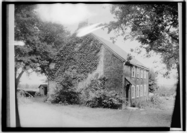 Valentine Whitman, Jr. House, Great Road & Meetinghouse Road, Lime Rock, Providence County, RI