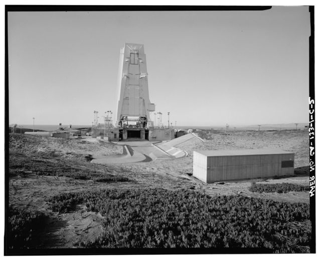 Vandenberg Air Force Base, Space Launch Complex 3, Launch Pad 3 West, Napa & Alden Roads, Lompoc, Santa Barbara County, CA