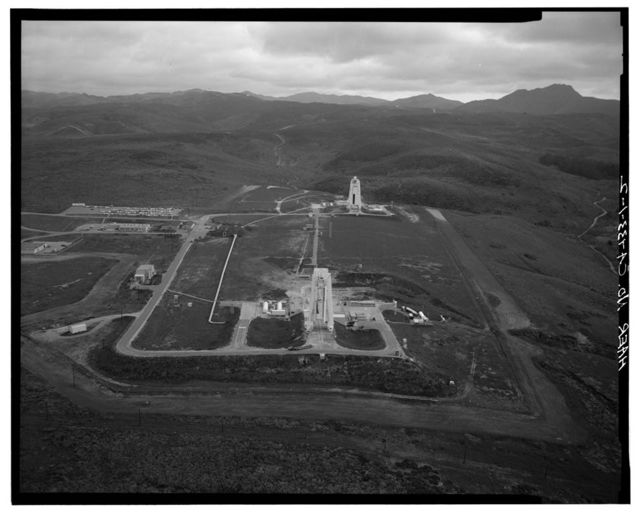 Vandenberg Air Force Base, Space Launch Complex 3, Napa & Alden Roads, Lompoc, Santa Barbara County, CA
