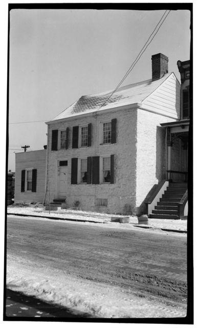 Vandenburgh-Hasbrouck House, 10 Crown Street, Kingston, Ulster County, NY