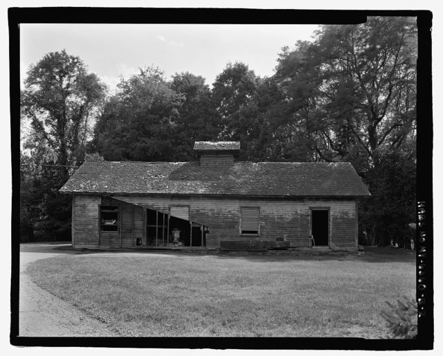 Vanderbilt Mansion, Blacksmith Shop, Hyde Park, Dutchess County, NY