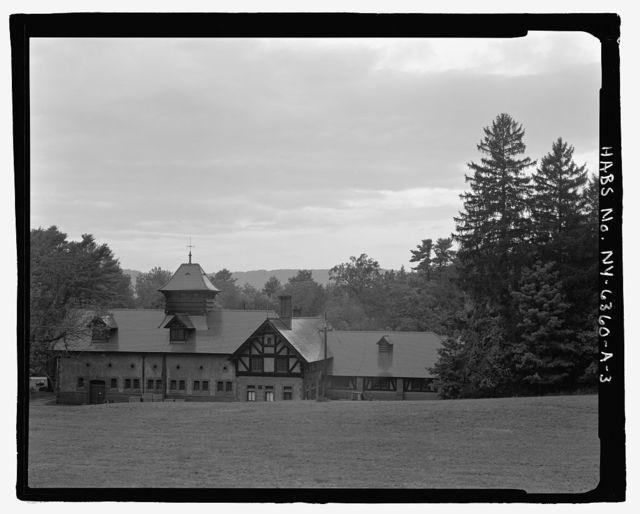 Vanderbilt Mansion, Coach House, Hyde Park, Dutchess County, NY