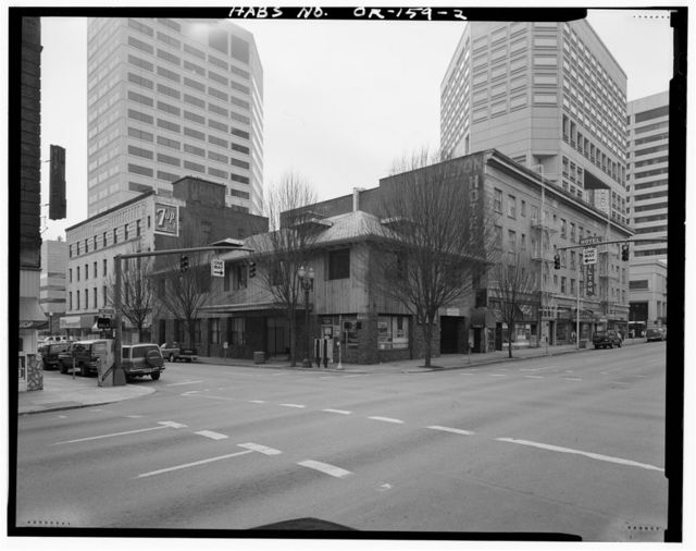 Venable Hotel, 1024 Southwest Third Avenue, Portland, Multnomah County, OR