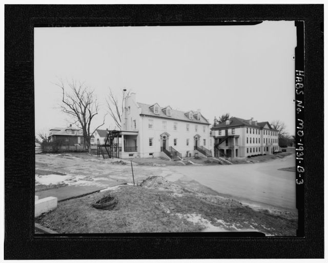 Veterans Administration Hospital, Building No. 24, 701 St. Louis Avenue, Excelsior Springs, Clay County, MO