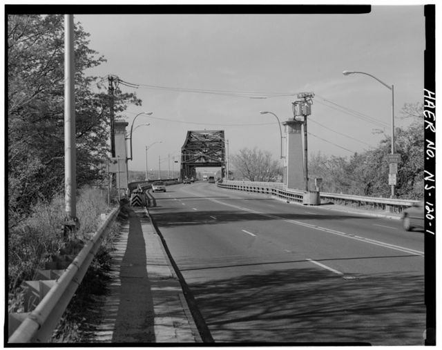 Victory Bridge, Spanning Raritan River at New Jersey Route 35, Perth Amboy, Middlesex County, NJ
