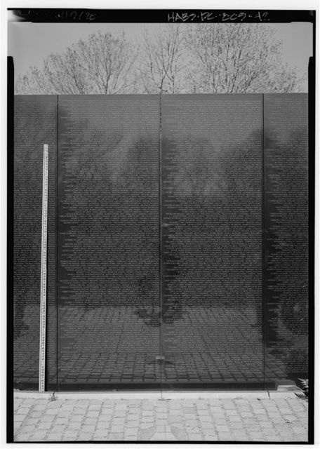 Vietnam Veterans Memorial, West Potomac Park, Washington, District of Columbia, DC