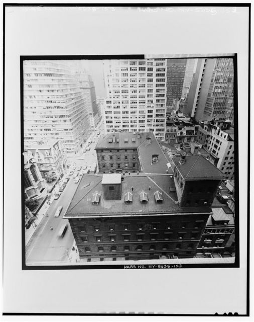 Villard Houses, 451-457 Madison Avenue & 24 East Fifty-first Street, New York, New York County, NY
