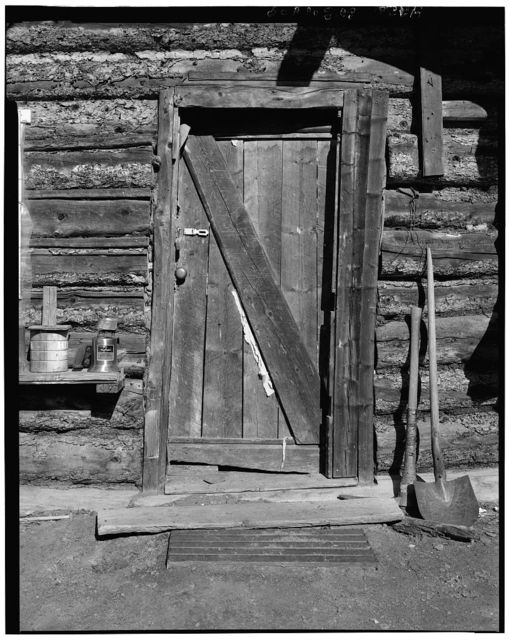 Vincent Knorr Cabin, Bettles, Yukon-Koyukuk Census Area, AK