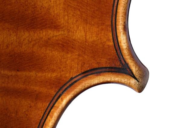 Violin by Jean Baptiste Vuillaume, Paris, ca. 1871