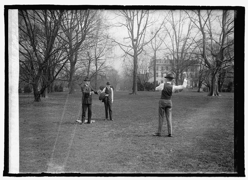 V.P. Coolidge & boys, 3/22/22