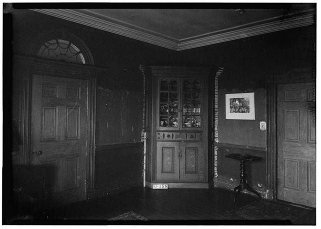 Vreeland House, 125 Lakeview Avenue, Leonia, Bergen County, NJ