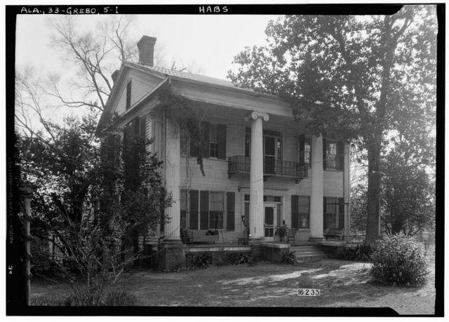 W. C. Pickens House, 2201 Main Street, Greensboro, Hale County, AL