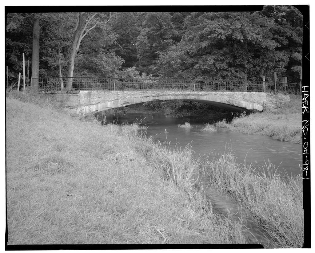W. H. Pratt Bridge, Spanning tributary North Branch of Kokosing River on Township Road 369, Fredericktown, Knox County, OH