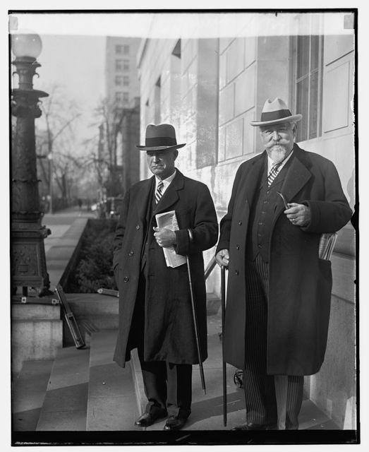 W.A. Edgerton, Chas. J. Webb, 12/5/29