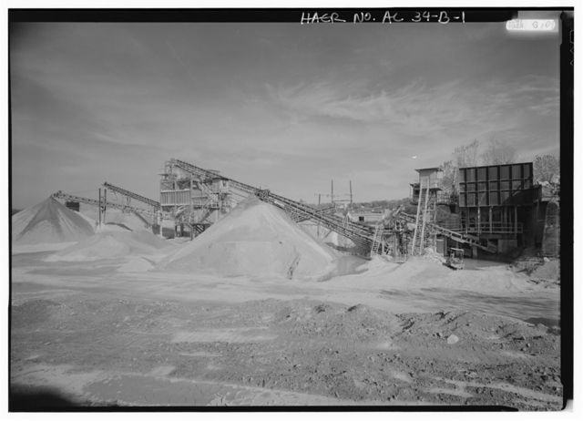 Wade Sand & Gravel Company, Reduction Plant No. 6, State Route 78, Thomas, Jefferson County, AL