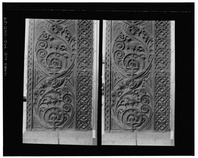 Wainwright Building, Seventh & Chestnut Streets, Saint Louis, Independent City, MO