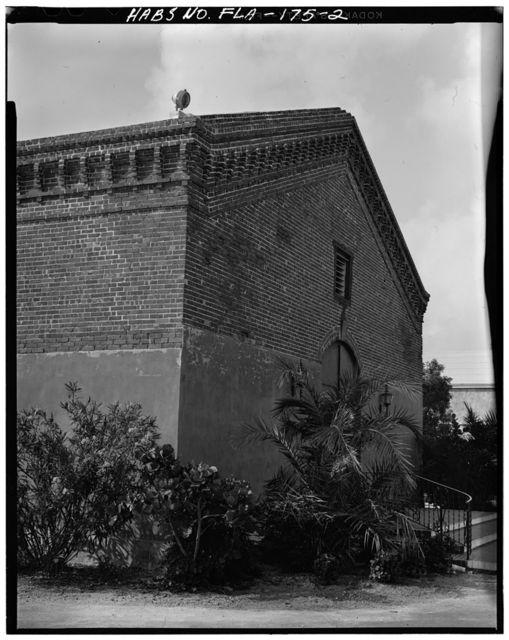 Wall & Company Warehouse, Wall & Exchange Streets, Key West, Monroe County, FL
