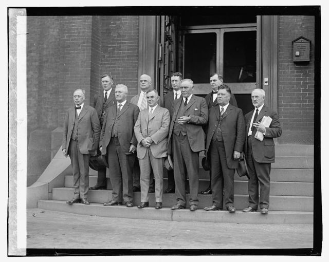 Wallace & Bankers & Farm group, 9/27/23