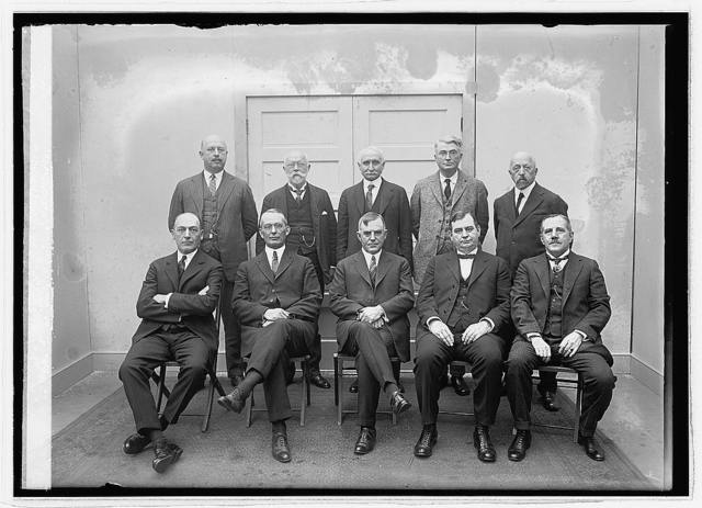 Wallace & Dept. Heads, 11/5/23