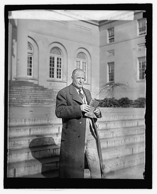 Walter W. Legget, 11/11/29