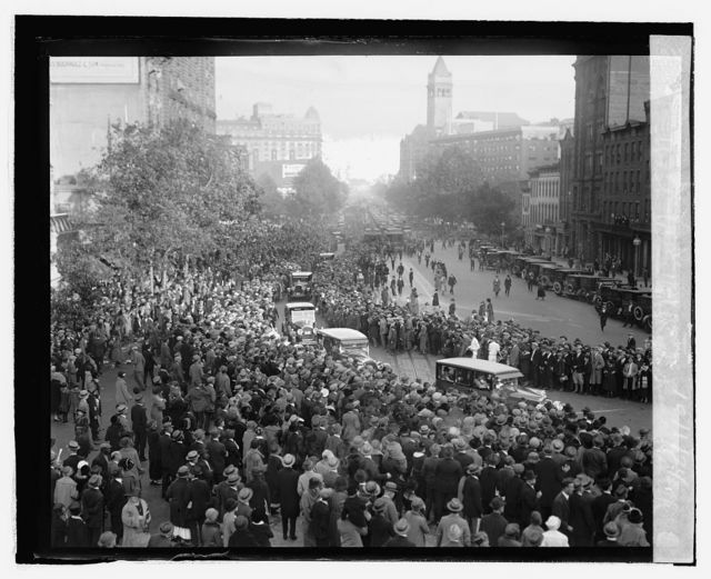 Wash. team comes home with A.L. Pennant, 10/1/24