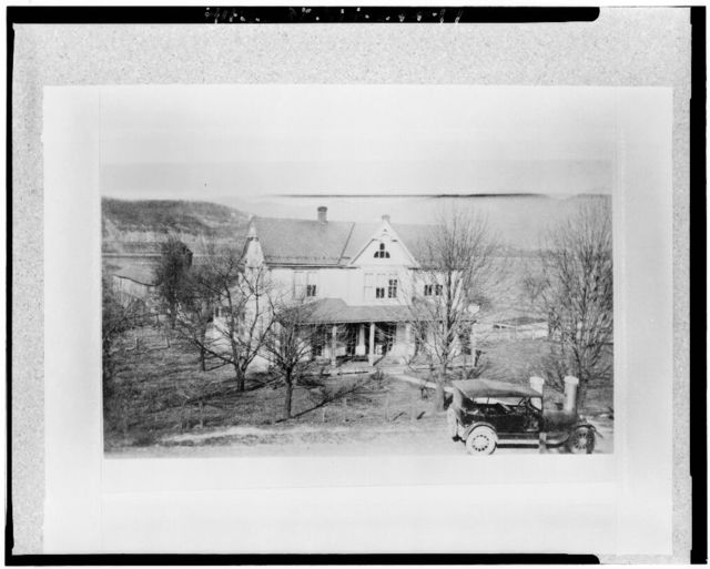 Washington Bottom Farmhouse, Allegany Ballistics Laboratory, Wiley Ford, Mineral County, WV