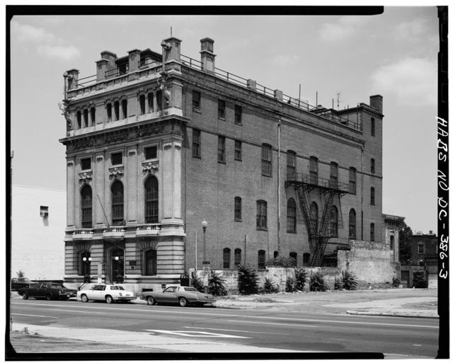 Washington Lodge Number 15, The Benevolent and Protective Order of Elks, 919 H Street Northwest, Washington, District of Columbia, DC