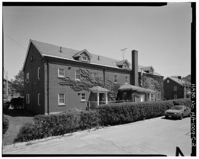 Watertown Arsenal, Building No. 118, Arsenal Street, Watertown, Middlesex County, MA