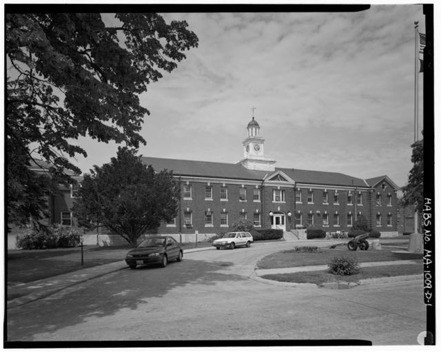 Watertown Arsenal, Building No. 131, Arsenal Street, Watertown, Middlesex County, MA