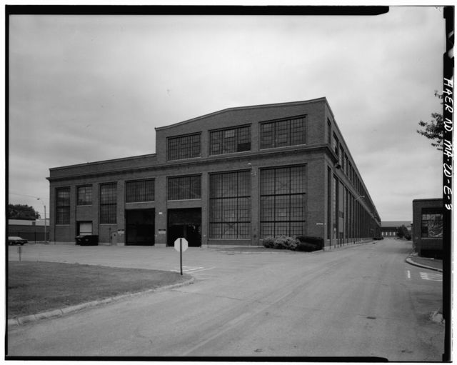 Watertown Arsenal, Building No. 311, Arsenal Street, Watertown, Middlesex County, MA