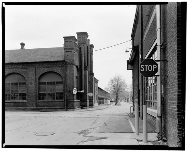 Watervliet Arsenal, Building No. 110, Hagner Road between Schull & Whittemore Roads, Watervliet, Albany County, NY