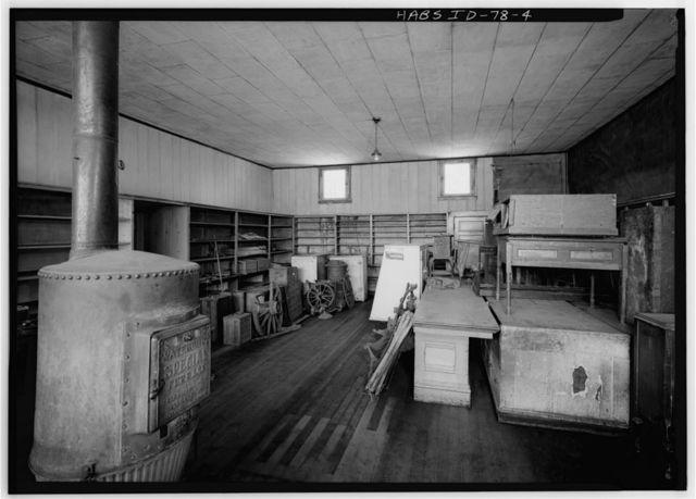 Watson's Store, South of railroad, West of Lapwai Creek, Spalding, Nez Perce County, ID